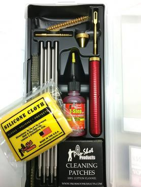 Pro-Shot          	.22-.223 Cal. Rifle Box Cleaning Kit?>