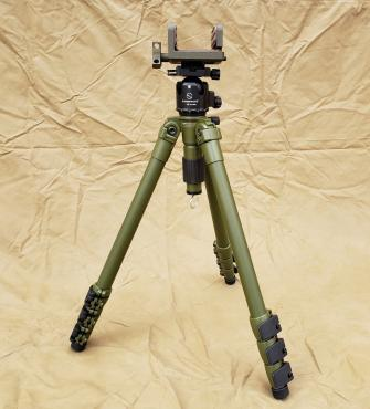 Shadow Tech          	PIGlite-CF4 Carbon Fiber Tripod?>