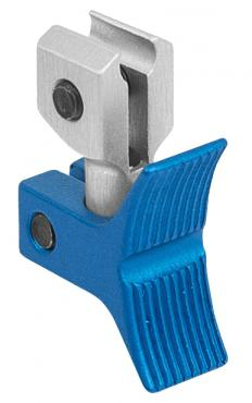 ahg Anschutz          	Trigger blade, adjustable-BLUE?>