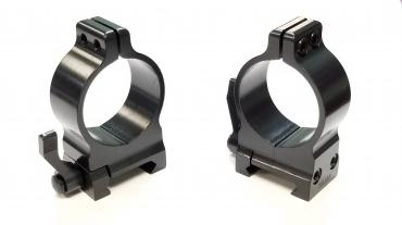Talley Manufacturing          	Steyr SSG Steel Rings (for dovetail setup)?>