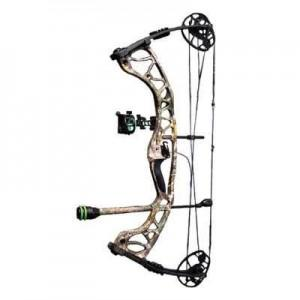 Hoyt Torrex 60# LH Compound Bow - Blackout PACKAGE?>