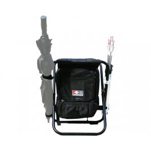 Bohning Shooter Stool - Built in Cooler, Shoulder Strap & More?>