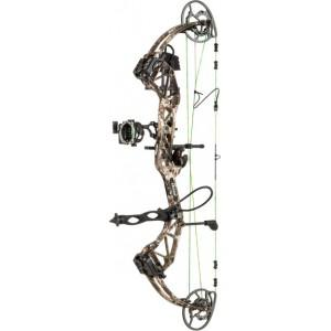 Bear Paradox HC RTH 55 - 70# Compound Bow *PACKAGE* - Veil Stoke?>