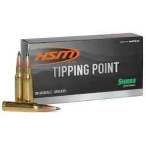 HSM Tipping Point 270Win 140gr Gamechanger Ammunition?>