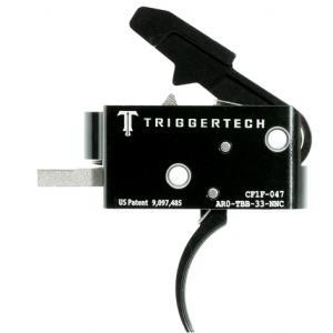 TriggerTech AR15 Competitive (3.5lbs Fixed) PVD Curved?>