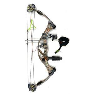 Used Hoyt Avenger 40#-50# Compound Bow Package ?>