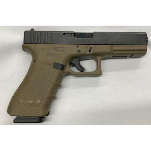 *Consignment* Glock22 40S&W OD Green w/Accessories?>
