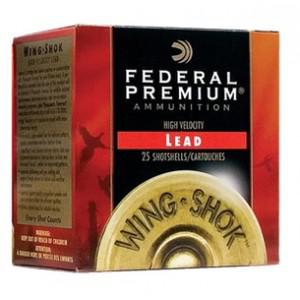 Federal Wing Shok 12ga HV Lead Shotshells?>