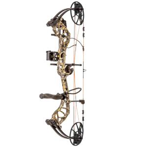 Bear Archery Inception *LEGEND SERIES* RTH 60# RH Compound Bow *Package* - Realtree Edge?>