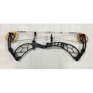 Used Obsession Evolution RH 70# Compound Bow - Veil Tac Black?>