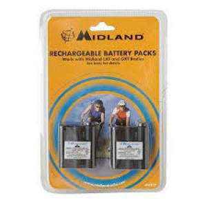 Midland Rechargeable 6V Battery Packs - 2?>