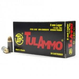 Tula 9mm 115gr FMJ *500 RDS*?>