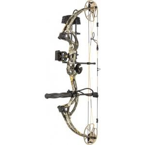 Bear Cruzer G2 RH 5 - 70# Compound Bow - Realtree *PACKAGE*?>