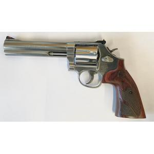 "Smith & Wesson 686 Deluxe Stainless 6"" 357 Magnum?>"
