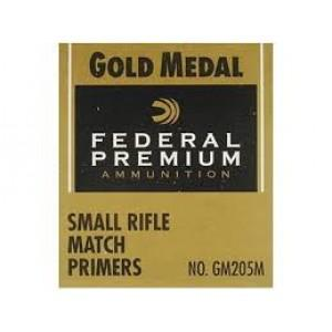 Federal Premium Gold Medal Small Rifle Primers?>
