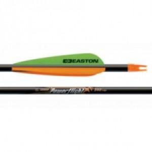 "Easton Powerflight Arrows (6 Pack) 400 2"" Blazer?>"