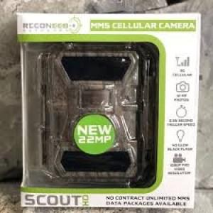 Reconeco Outdoors Scout HD 3G Cellular Game Camera?>