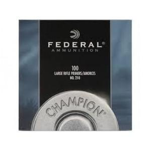 Federal #210 Large Rifle Primers - 100ct?>