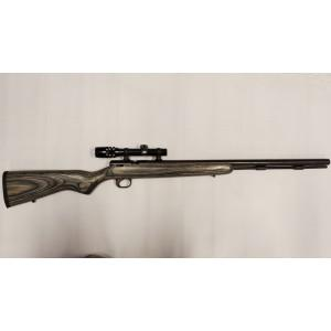 *Consignment* Gonic Arms 93 Laminate 50cal Muzzleloader w/Bushnell Scope?>