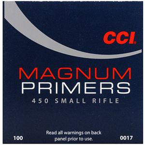 CCI Magnum Small Rifle Primers - 100Ct?>