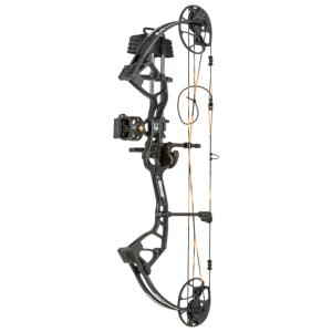Bear Royale RTH 5#-50# Compound Bow *Package* - Shadow Black?>