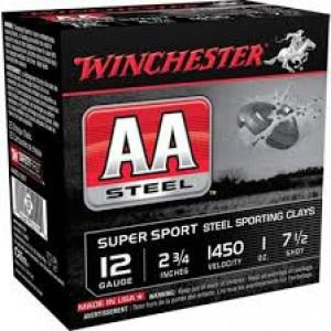 "Winchester AA Supersport Steel Sporting Clays 12ga 2 3/4""?>"