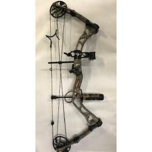 Used Reflex Charger 60# RH Compond Bow - Realtree Camo *PACKAGE*?>