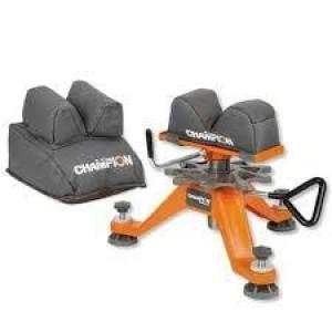 Champion Tri-Stance Rest with Rear Bag?>