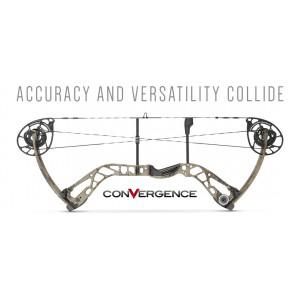 Bowtech Convergence 8#-70# LH Compound Bow - Country Roots Camo *PACKAGE*?>