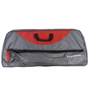 Bohning Bow Case - Gray/Red?>