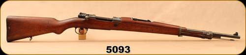 "Used - BRNO - 8x57 Mauser - Wood Stock/Blued, 23.5""Barrel?>"
