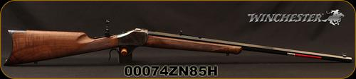 "Winchester - 38-55Win - 1885 Traditional Hunter High Grade - Single Shot Falling Block Rifle - Walnut Stock/Case Hardened Receiver/Blued, 28""Octagon Barrel, Mfg# 534271117, S/N 00074ZN85H?>"