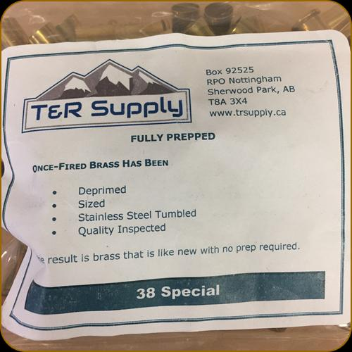 T&R Supply - 38 Special - Once-Fired Brass - Mixed - 100ct?>