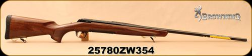 "Used - Browning - 7mmRemMag - X-Bolt Medallion - LH - Bolt Action Rifle - Gloss Black Walnut w/Polished Blued, 26""Barrel - Unfired, in box?>"