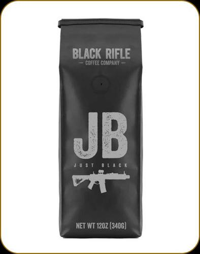 Black Rifle Coffee Co. - Just Black - Ground - 340g?>