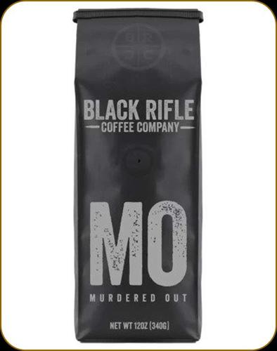 Black Rifle Coffee Co. - Murdered Out - Ground - 340g?>