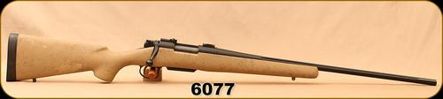 "Used - HS Precision - 300WSM - Pro Series 2000 - Bolt Action Rifle - Tan w/Black Web Synthetic Stock/Blued, 24""Fluted Barrel - In non-original box?>"