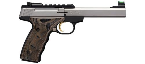 Browning Buck Mark Plus Stainless UDX Pistol, 22 LR *Special Order*?>
