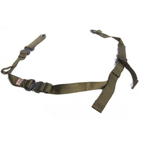 TAB Gear Pinnacle Rifle Sling, Cobra Buckle – OD Green?>