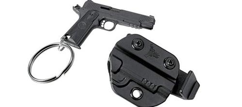 Blade-Tech Holster/Firearm Keychain – 1911?>
