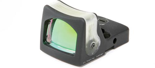 Trijicon RMR Reflex Sight 12.9 MOA Green Triangle, Dual Illuminated [Special Order]?>