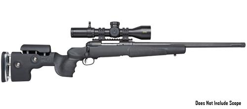 Savage Arms Model 10 Precision Bolt-Action Rifle with GRS Stock 6.5 Creedmoor with 24-Inch Fluted Barrel?>