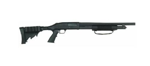 Mossberg 500 Tactical Cruiser 12Ga, 18.5″ – Synthetic, Black?>