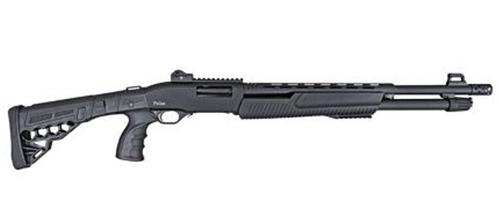Pallas P-TAC Pump Action Sport Shotgun, 3″ 12Ga, 14″ BRL?>