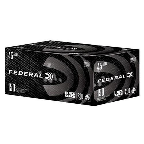 Federal 40 S&W Black Pack 165gr FMJ – 200rds?>