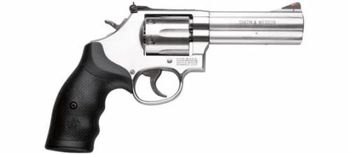 Smith & Wesson 686 .357 MAG Stainless, 6″, 7-Shot Revolver?>