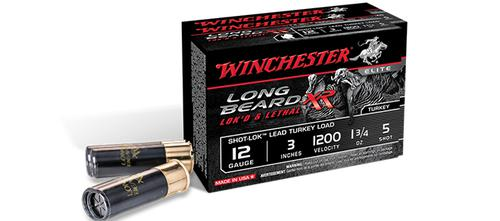 Winchester Long Beard XR, 12ga, 3 1/2″, 2 1/8oz, 5shot?>