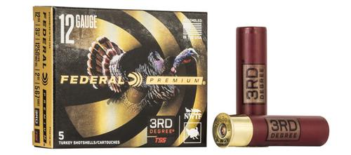 Federal Premium, 3rd Degree, 12ga Turkey Shotshells, 5pk?>