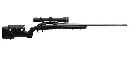 Browning X-Bolt Max Long Range Rifle, 6.5mm Creedmoor Stainless Barrel *Special Order*?>