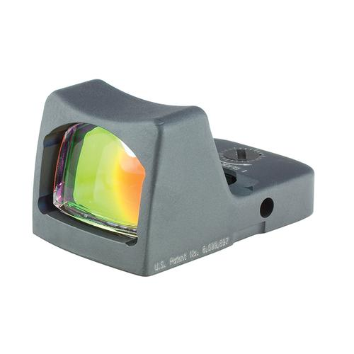 Trijicon RMR Type 2 Red Dot Sight 6.5 MOA Red Dot, LED Illuminated, Gray Cerakote [Special Order]?>